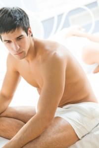 Проявление молочницы у мужчин
