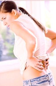 Боль в пояснице при менструации